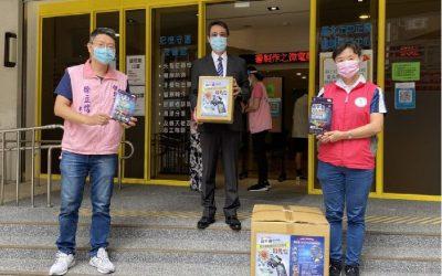 【經濟日報】「病不毒」讓空氣不毒 拉起抗疫防線