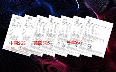 狂賀!!!病不毒空氣濾網通過台灣美國多項SGS抗菌認證