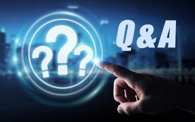 消費者提問Q&A