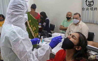 印度第2波疫情升溫! 日增2.5萬例創今年最高